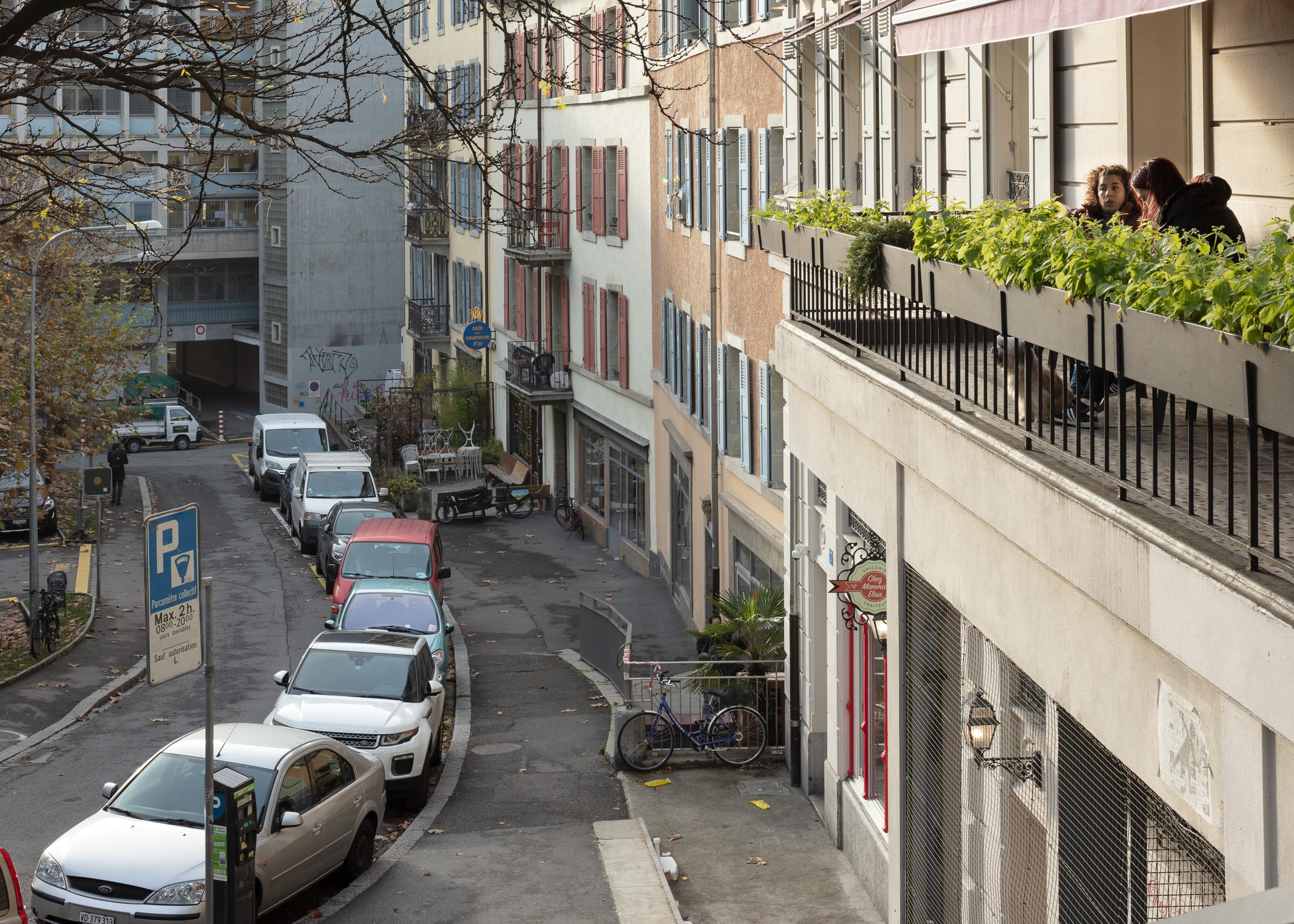 Lausanne (VD), 02.12.19